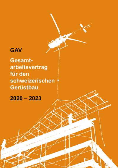 GAV Gerüstbau 2020 bis 2023